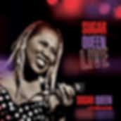 Sugar Queen LIVE CD Cover