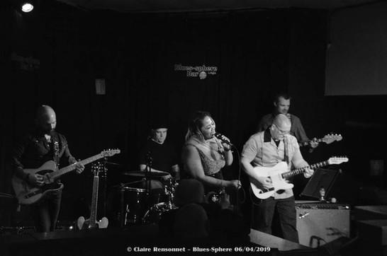 BluesSphere - Liege, Belgium