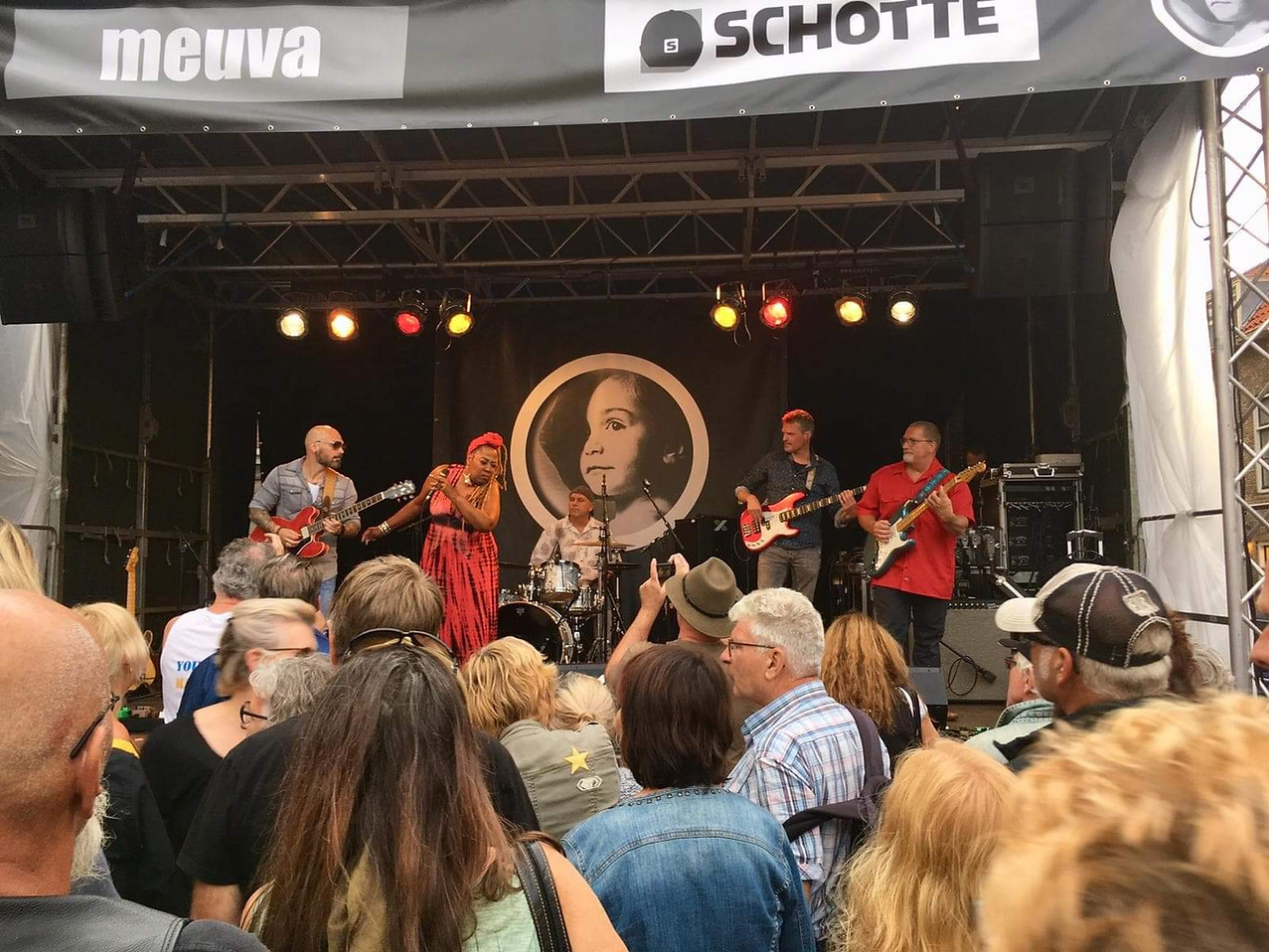 Brielle Blues Festival Netherlands