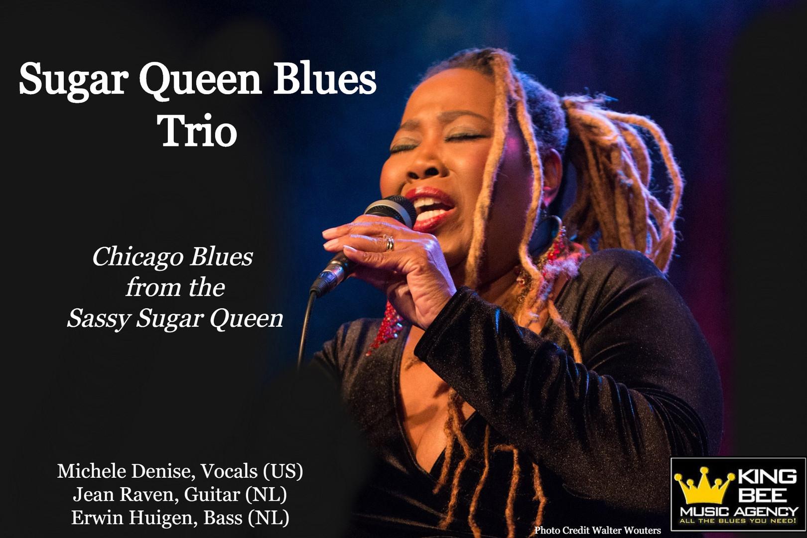 Sugar Queen Trio Hi-Res