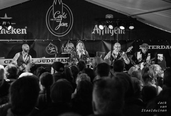 Sugar Queen at Delft Blues Festival