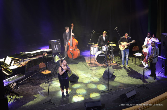 Sugar Queen brings the blues with an international band.