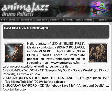 Italy Radio Loves Sugar Queen