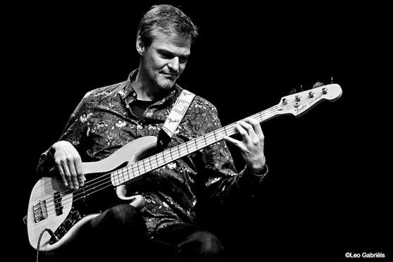 Erwin Huigen, Bassist