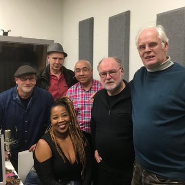 Blues Radio in Ridderkerk, Netherlands