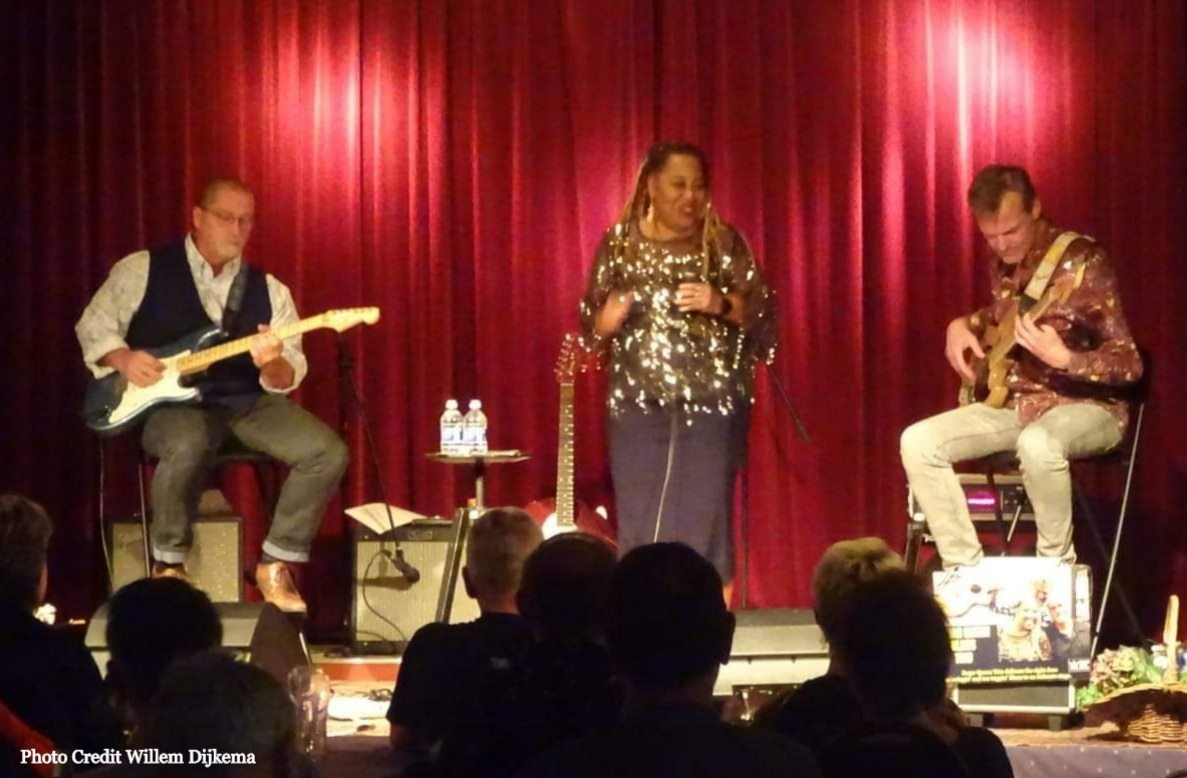 Sugar Queen Trio SOLD OUT in Spijkerboor