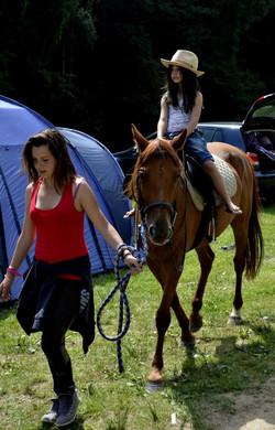 charlie equitatio camping