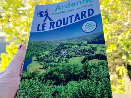 (press ) Le ROUTARD Ardenne