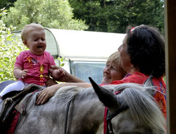 equitation camping