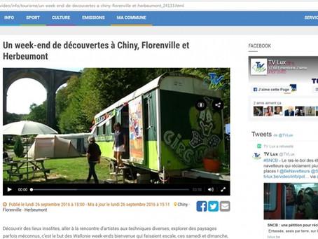 (tv) tv lux week end découvertes a herbeumont