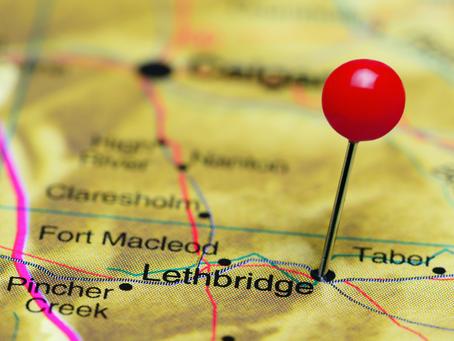 Conheça a maravilhosa cidade de Lethbridge, no Canadá