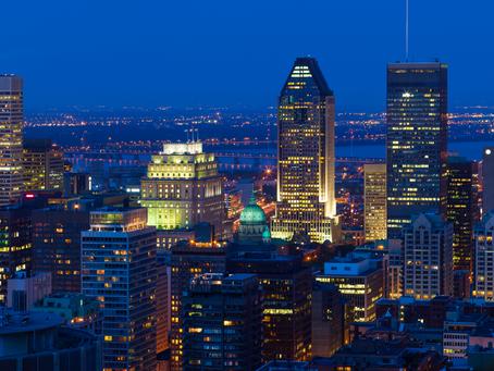 Conheça a cidade de Montreal no Canadá.