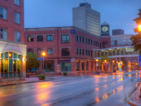 Conheça a cidade de Moncton no Canadá.