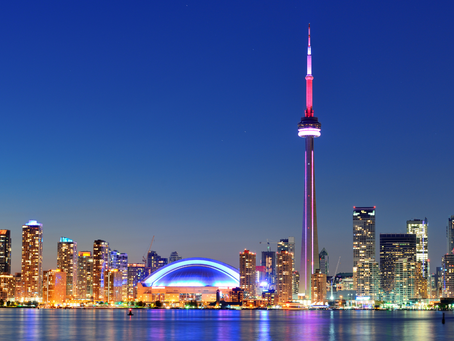 Quais os lugares para passear em Toronto?