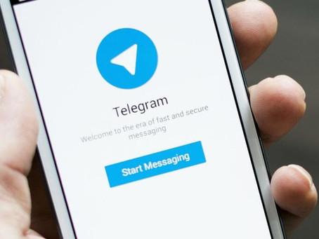 Excel 4 Canada agora está no Telegram