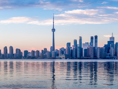 Quais cidades para se viver com um salário mínimo canadense?