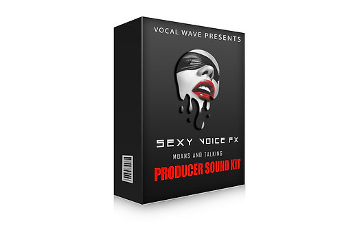 SEXY VOICE FX (Moans, and Sexy Talking)