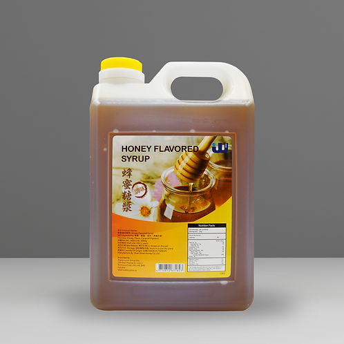 Honey Flavored Syrup (case)