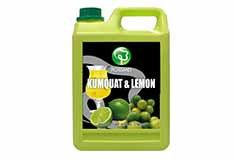 Kumquat & Lemon Syrup