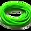 Thumbnail: 2 Core Green Hollow Pole Elastic Size 12-15