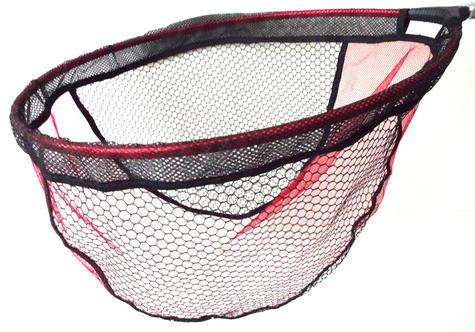 50x40 Red-Black Net