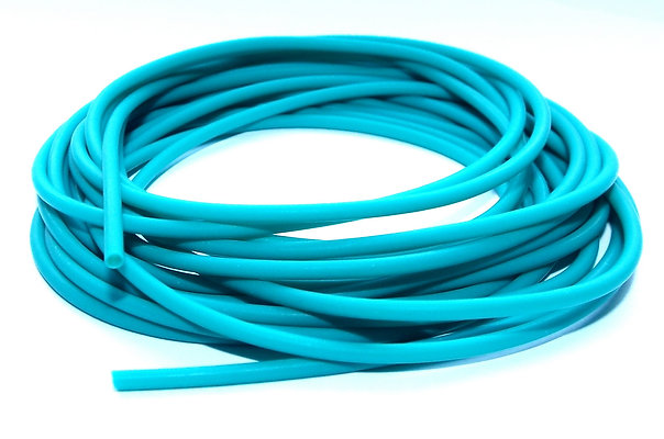2 Core Teal Hollow Pole Elastic Size 4-7