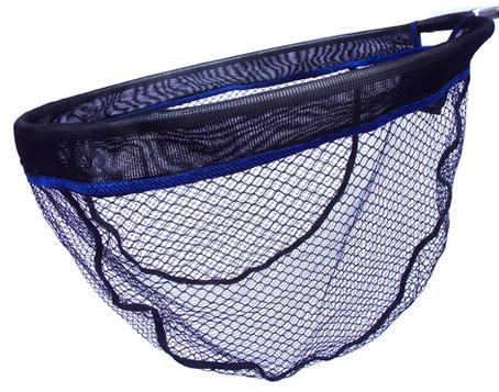 55x45 Lge Blue Black Net