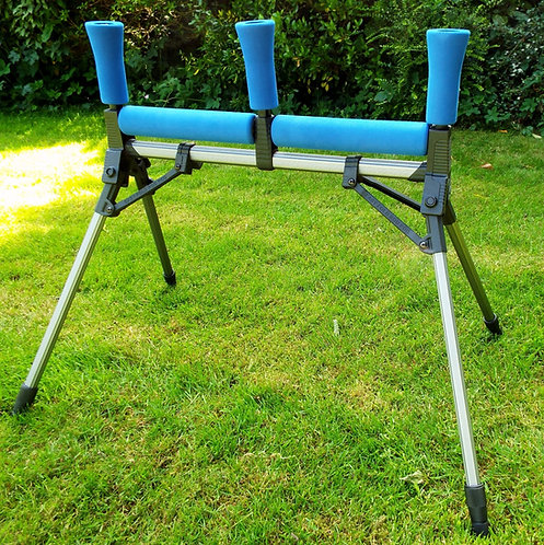 Extra High Leg 'Silver Metal' Large Pole Roller (in stock shortly)