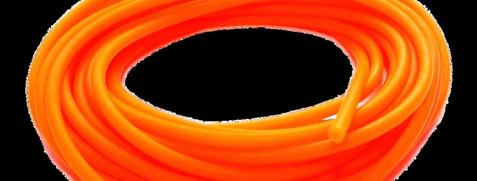 2 Core Orange Hollow Pole Elastic Size 6-10