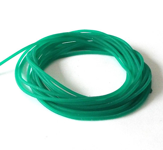 1.4mm Hybrid Green Solid XCrossover Elastic Size 7-10