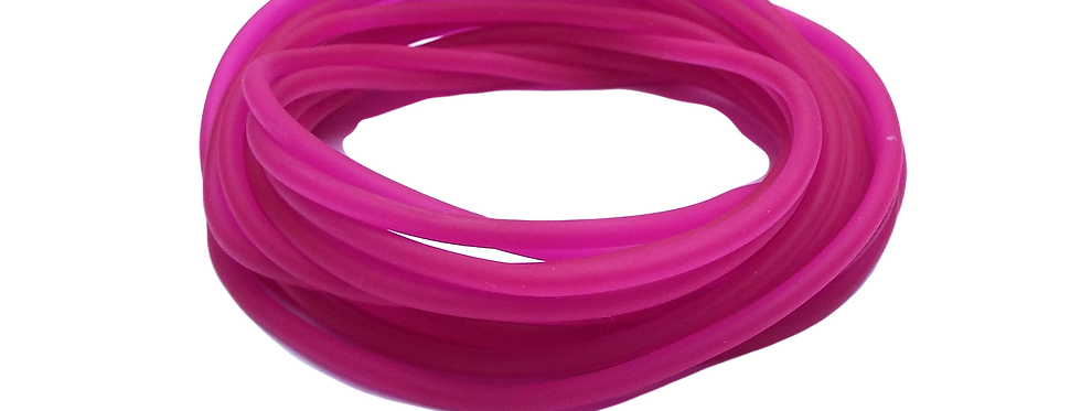 2.6mm Purple Xcrossover  Solid Elastic Size 18-20