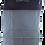 Thumbnail: 3M Grey Keepnet with Black Rim & Nylon Top Section