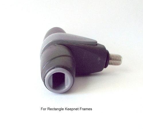 Keepnet Adjuster Fits Internal Rectangular Frame Tube