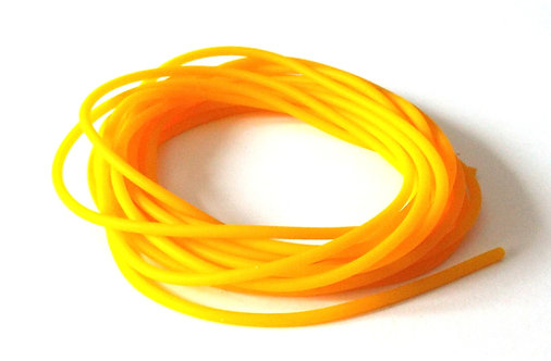 2.0mm Hybrid Yellow Solid XCrossover Pole Elastic Size 13-16