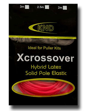 1.8mm Pink Xcrossover Solid Pole Elastic Size 10-12