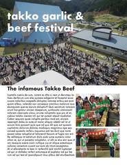 Garlic & Beef Festival Layout