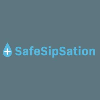 Safe Sip Logo Concept