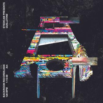 Backroom Records Concept Album Cover Artwork