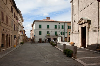 Radicondoli, Tuscany