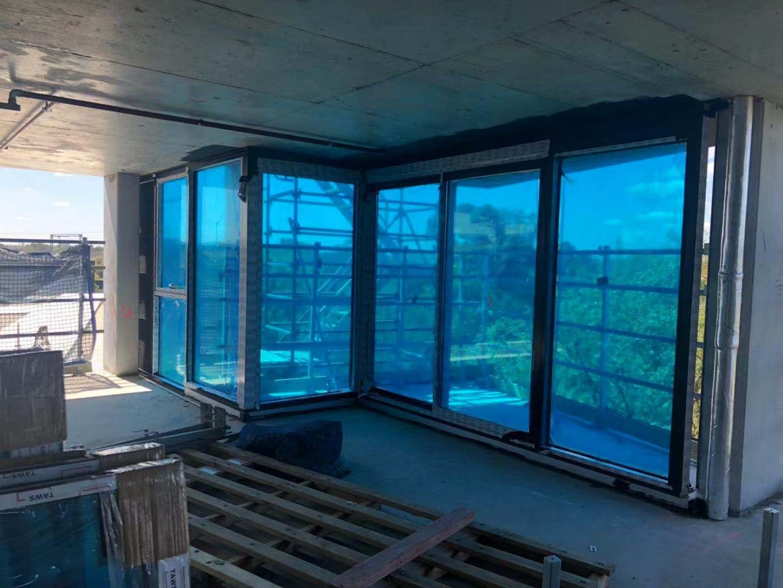 Glazing Installed