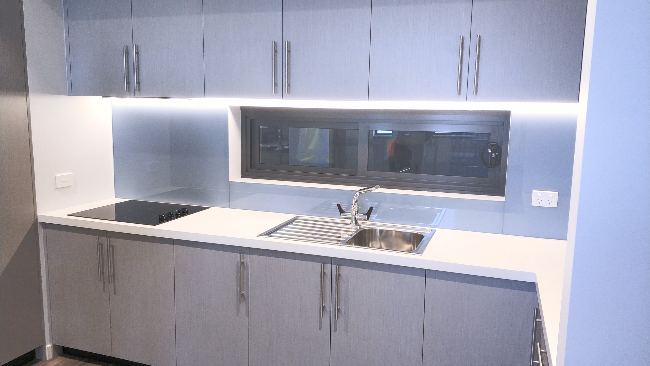 Kitchen Joinery at Toongabbie Project