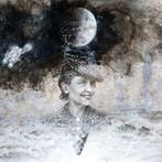 """""""Vera Guardian"""" 2014 graphite acrylic black gesso, and watercoor"""