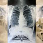 """Hubris"" 2011 Oil on panel ©David Allen Reed"