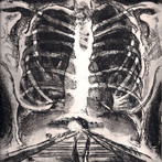 """""""Shoah"""" 2011 Intaglio etching drypoint and aquatint ©David Allen Reed  Original avalable for purchase online (link below)"""