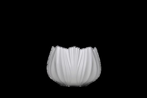 Vaso Miniatura Coral Neve P / Branco Fosco
