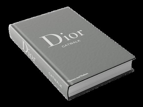 Caixa Livro Dior Catwalk G