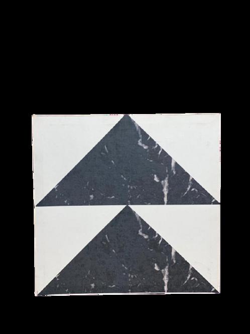 Quadro 40X40 Geométrico sem Moldura