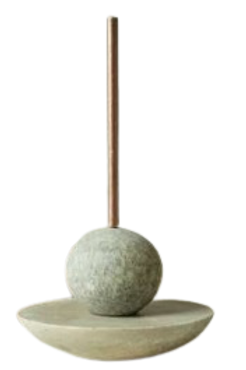 Objeto Em Pedra Sabão