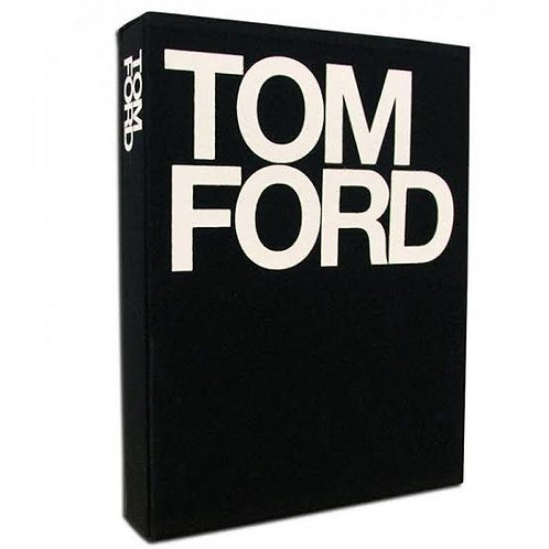 Livro Tom Ford - 10 Years