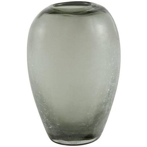 Vaso Fendi em vidro
